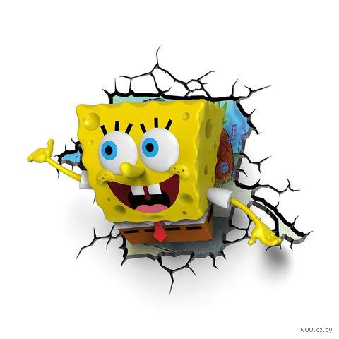 Декоративный светильник - Spongebob
