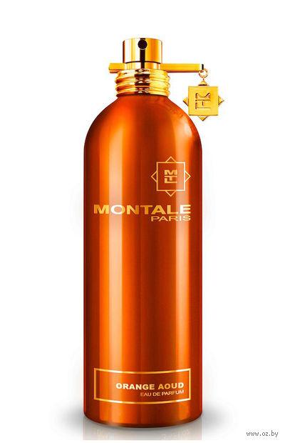"Парфюмерная вода унисекс Montale ""Orange Aoud"" (50 мл)"