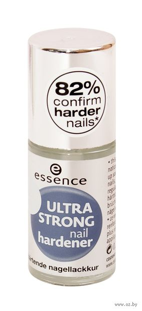 """Средство для укрепления ногтей """"Ultra strong nail hardener"""" тон: прозрачный — фото, картинка"""