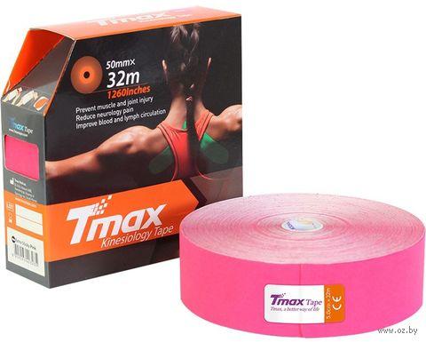 "Кинезио тейп ""Extra Sticky Pink"" (32 м; розовый) — фото, картинка"