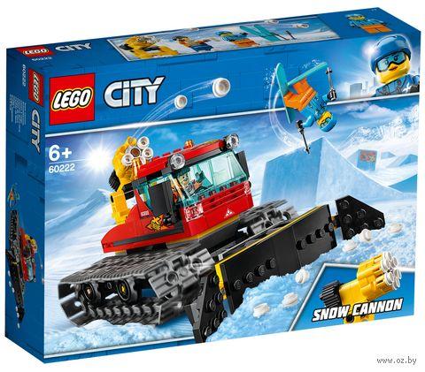 "LEGO City ""Снегоуборочная машина"" — фото, картинка"