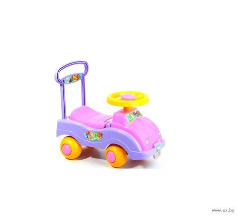 Автомобиль-каталка (арт. У447) — фото, картинка