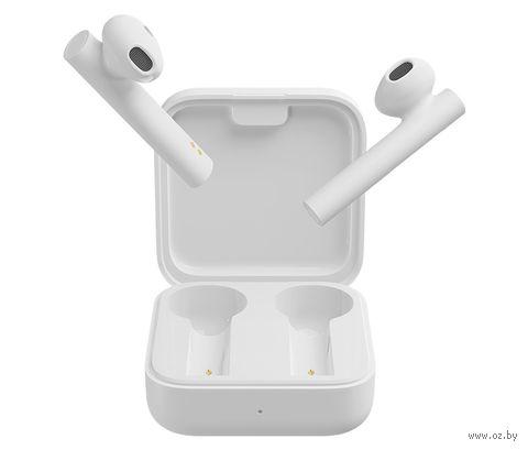Наушники Xiaomi Mi True Wireless Earphones 2 (TWSEJ08WM) — фото, картинка