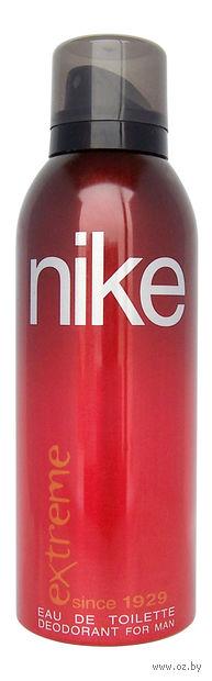 """Дезодорант парфюмерный для мужчин """"Nike. Extreme"""" (200 мл)"""