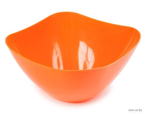 """Салатник """"Funny"""" (3 л; мандарин) — фото, картинка"""