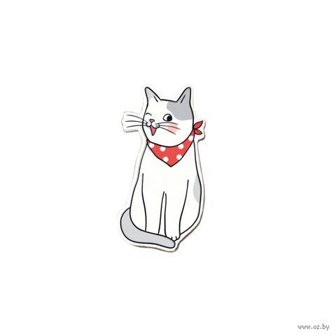 "Значок ""Котейка"" — фото, картинка"