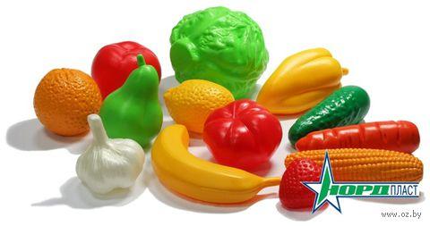 """Игровой набор """"Фрукты, овощи"""" — фото, картинка"""
