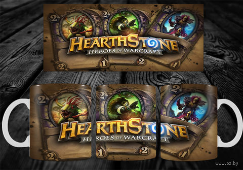 "Кружка ""Hearthstone"" (art.16)"