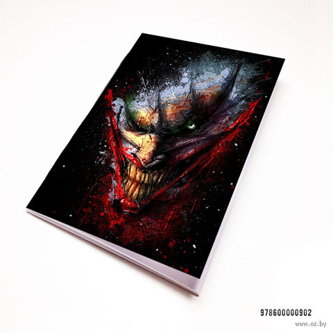 """Блокнот """"Джокер"""" (А7; арт. 902) — фото, картинка"""