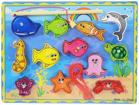 "Игровой набор ""Морские обитатели"" (арт. D0074) — фото, картинка"
