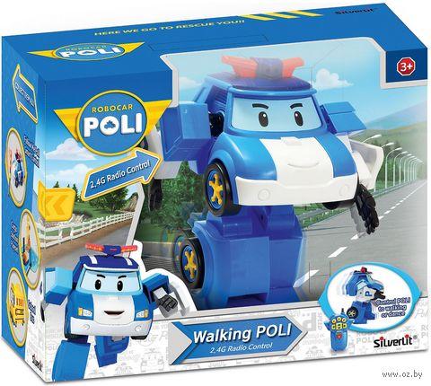 """Робот-трансформер на радиоуправлении """"Поли"""" — фото, картинка"""