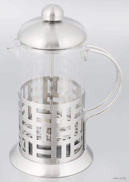Кофейник с прессом (600 мл; арт. YM-014/600) — фото, картинка
