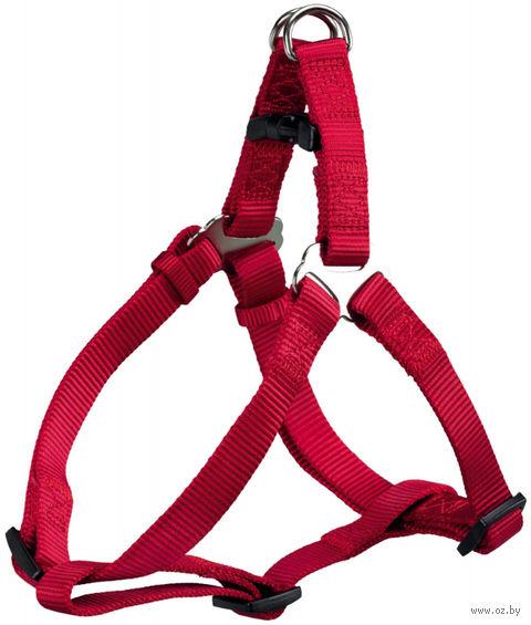 """Шлея для собак """"Premium Harness"""" (размер S; 40-50 см; красный)"""