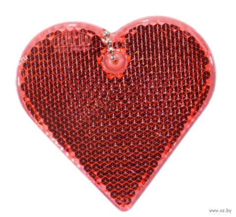 """Фликер """"Сердце"""" (красный; арт. 51009.61)"""