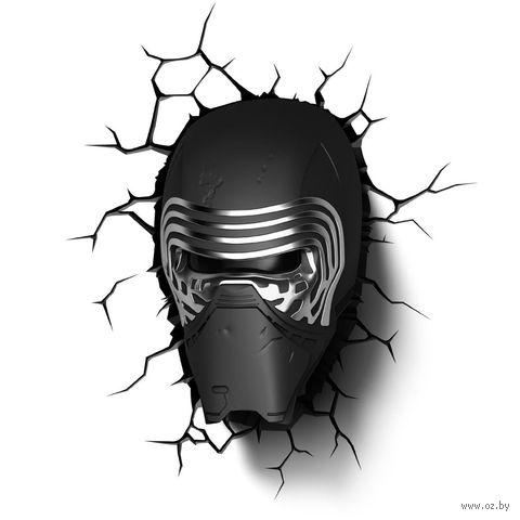 Декоративный светильник - Star Wars. Kylo Ren