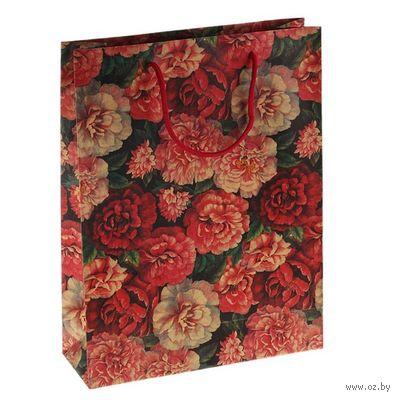 Пакет бумажный подарочный (25х9х33 см; арт. 10738696; продается только в розничных магазинах OZ) — фото, картинка