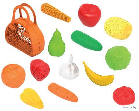 """Игровой набор """"Фрукты и овощи"""" — фото, картинка"""