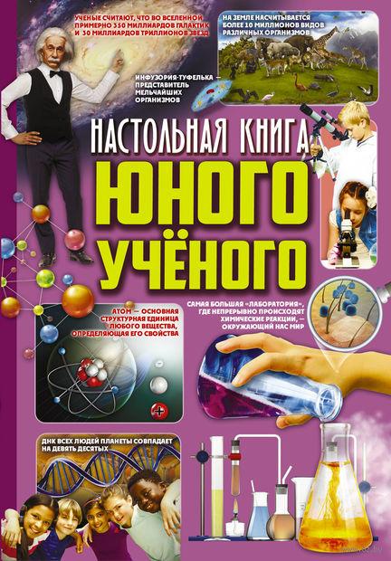 Настольная книга юного ученого — фото, картинка