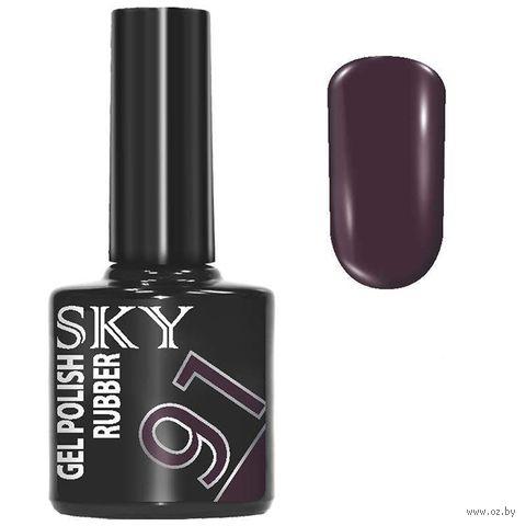 """Гель-лак для ногтей """"Sky"""" тон: 91 — фото, картинка"""