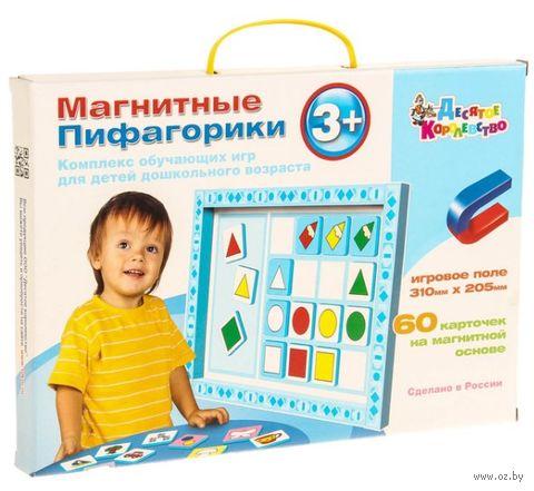 """Набор магнитов """"Магнитные Пифагорики №1"""" — фото, картинка"""