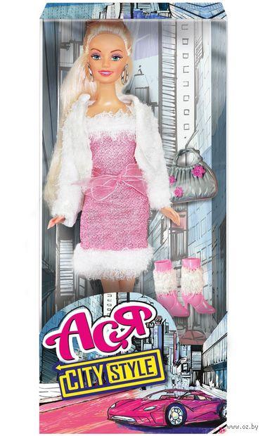 """Кукла """"Ася. Стиль большого города 3"""" — фото, картинка"""