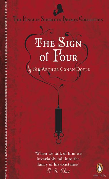 The Sign of Four. Сэр Артур  Конан Дойл