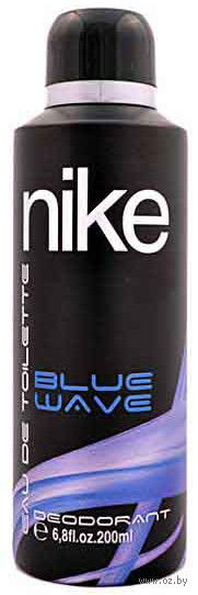 "Дезодорант парфюмерный для мужчин ""Nike. Blue Wave"" (200 мл)"