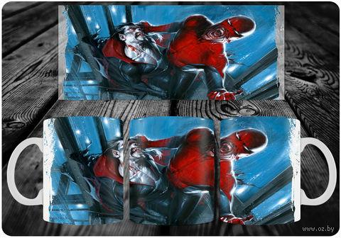 """Кружка """"Человек-паук"""" (art.10)"""