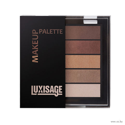 "Тени для век ""Make up palette"" (тон: 4, кофейный аромат)"