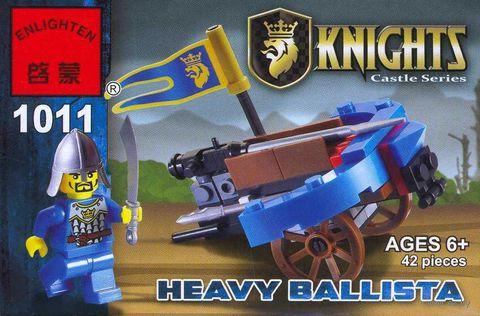 "Конструктор ""Knights. Тяжелая баллиста"" (42 детали)"
