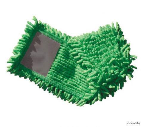 """Насадка для швабры сменная из микрофибры """"Сальса"""" (388х90 мм) — фото, картинка"""