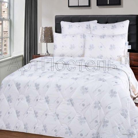 Одеяло стеганое (140х205 см; полуторное; арт. 2094) — фото, картинка
