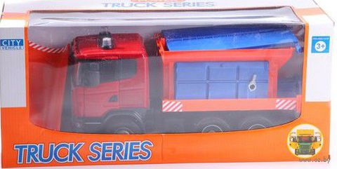 "Модель машины ""Truck Series. Уборочная техника"""