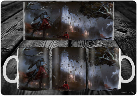 """Кружка """"Assassin's Creed"""" (арт. 14) — фото, картинка"""