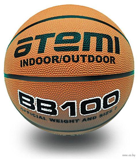 Мяч баскетбольный Atemi BB100 №5 — фото, картинка
