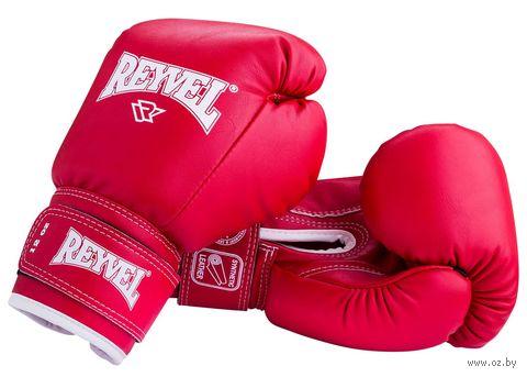 Перчатки боксёрские RV-101 (14 унций; красные) — фото, картинка