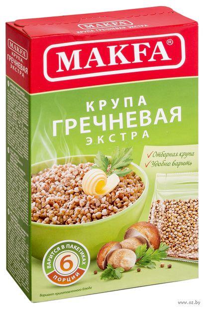 """Крупа гречневая """"Makfa"""" (5 шт.) — фото, картинка"""