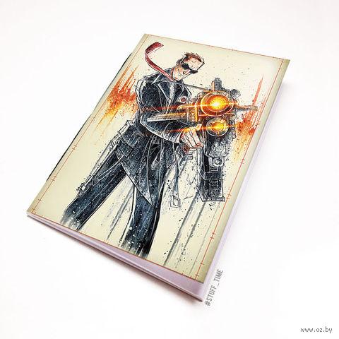 """Блокнот """"Георгий"""" (А5; арт. 910) — фото, картинка"""