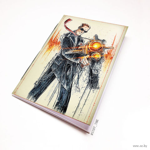 "Блокнот ""Георгий"" (А5; арт. 910)"