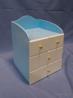 """Комод """"Голубой"""" (арт. МВ00192.16) — фото, картинка"""