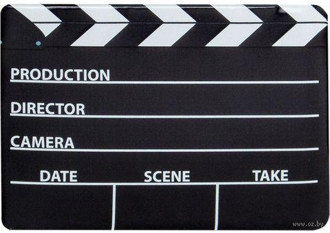 "Чехол для проездного билета ""Кинохлопушка"" — фото, картинка"