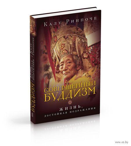 Совершенный буддизм. Жизнь, достойная подражания — фото, картинка