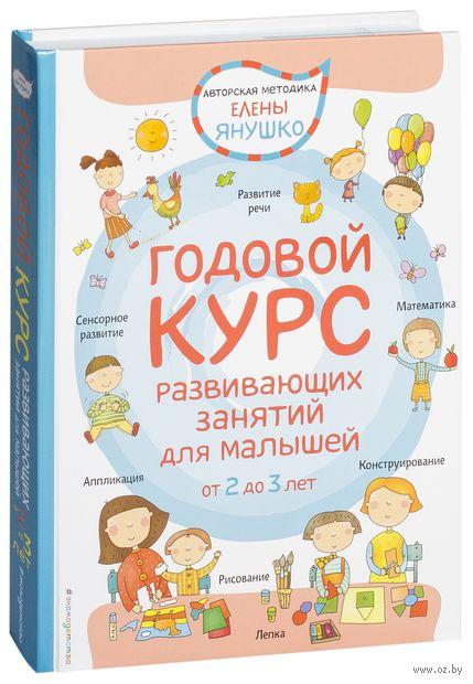 Годовой курс развивающих занятий для малышей. От 2 до 3 лет — фото, картинка