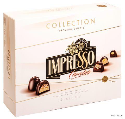 """Набор конфет """"Impresso. Белый"""" (424 г) — фото, картинка"""