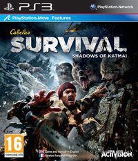 Cabela`s Survial: Shadows of Katmai (с поддержкой PS Move) (PS3)
