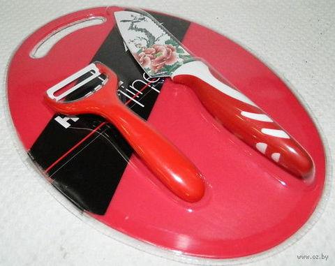 Набор кухонных инструментов металл/пластмасса (3 пр, арт. MS04-B131)