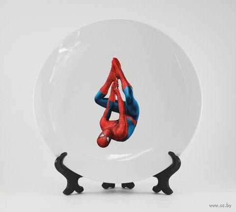 """Тарелка """"Человек-паук"""" (439)"""