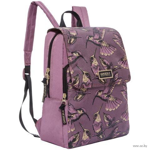"Рюкзак ""Hummingbird"" (розовый) — фото, картинка"
