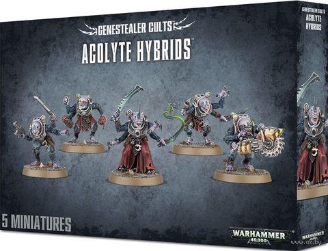 Warhammer 40.000. Genestealer Cults. Acolyte Hybrids (51-51) — фото, картинка