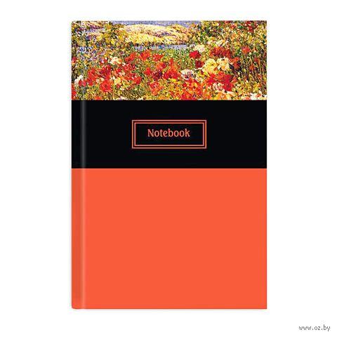 """Записная книжка """"Полевые цветы"""" (165х245 мм) — фото, картинка"""